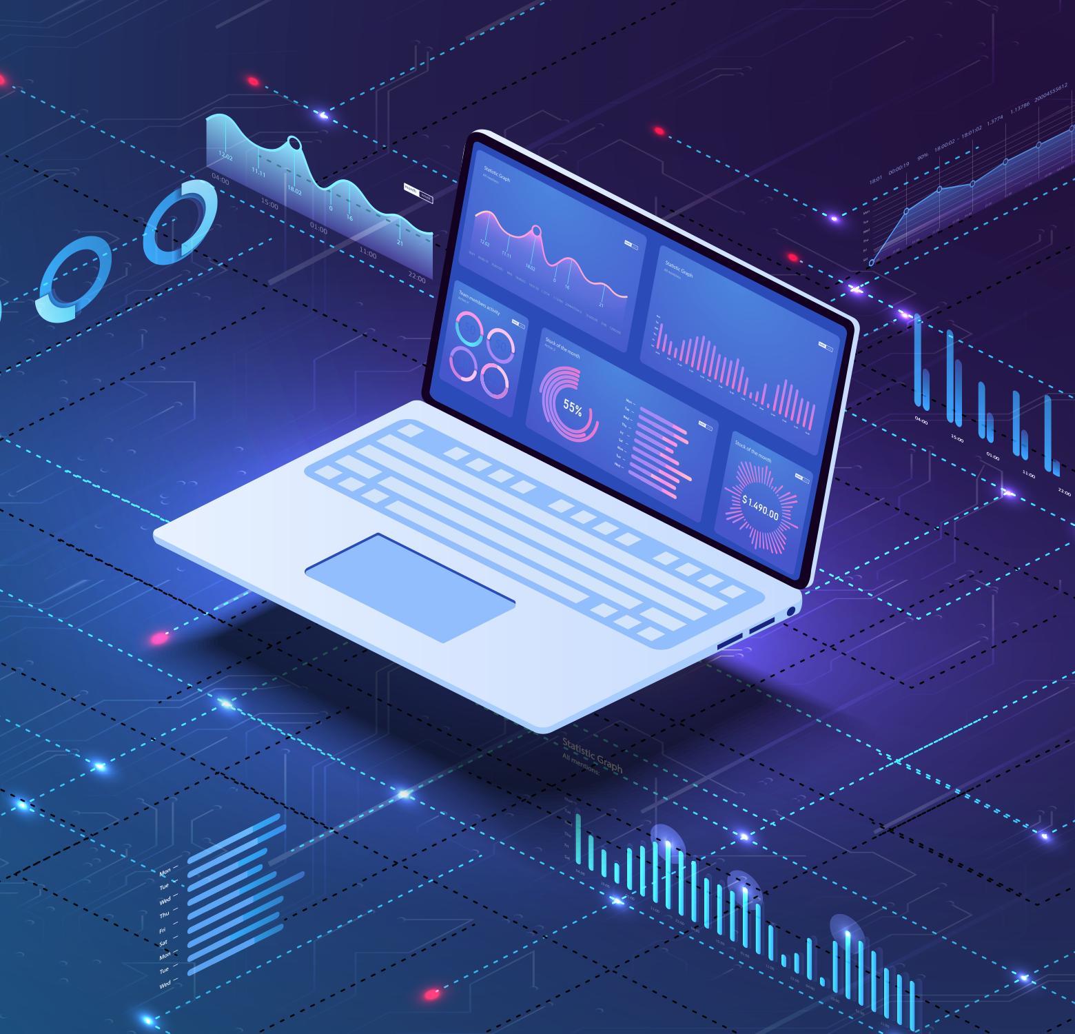 Analyse des KPI marketing