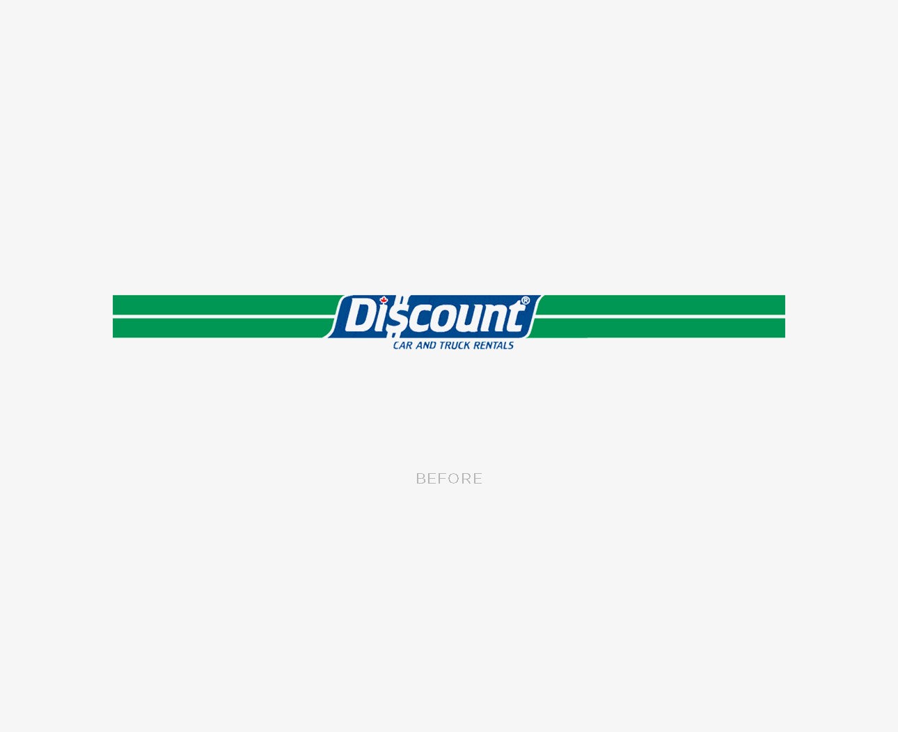 Discount brand image before