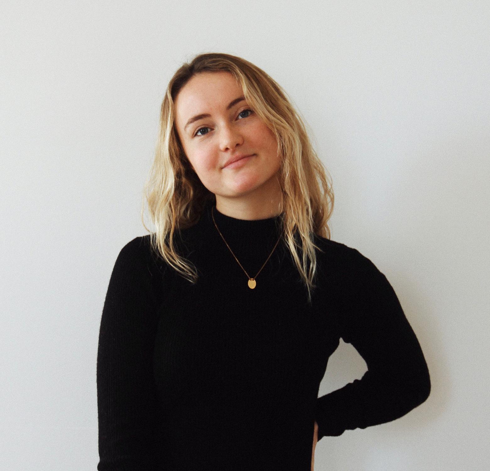 Anastasia Collet, winner of our 2021 internship contest