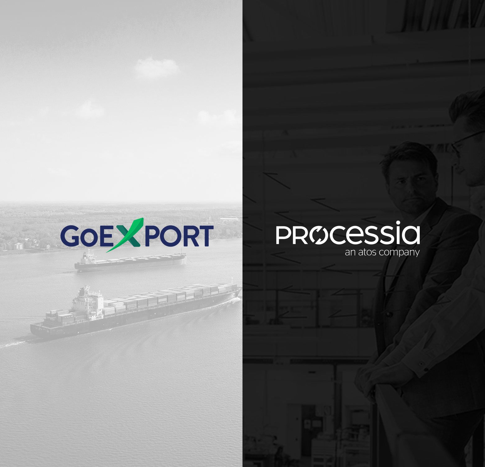 New clients Goexport and Processia