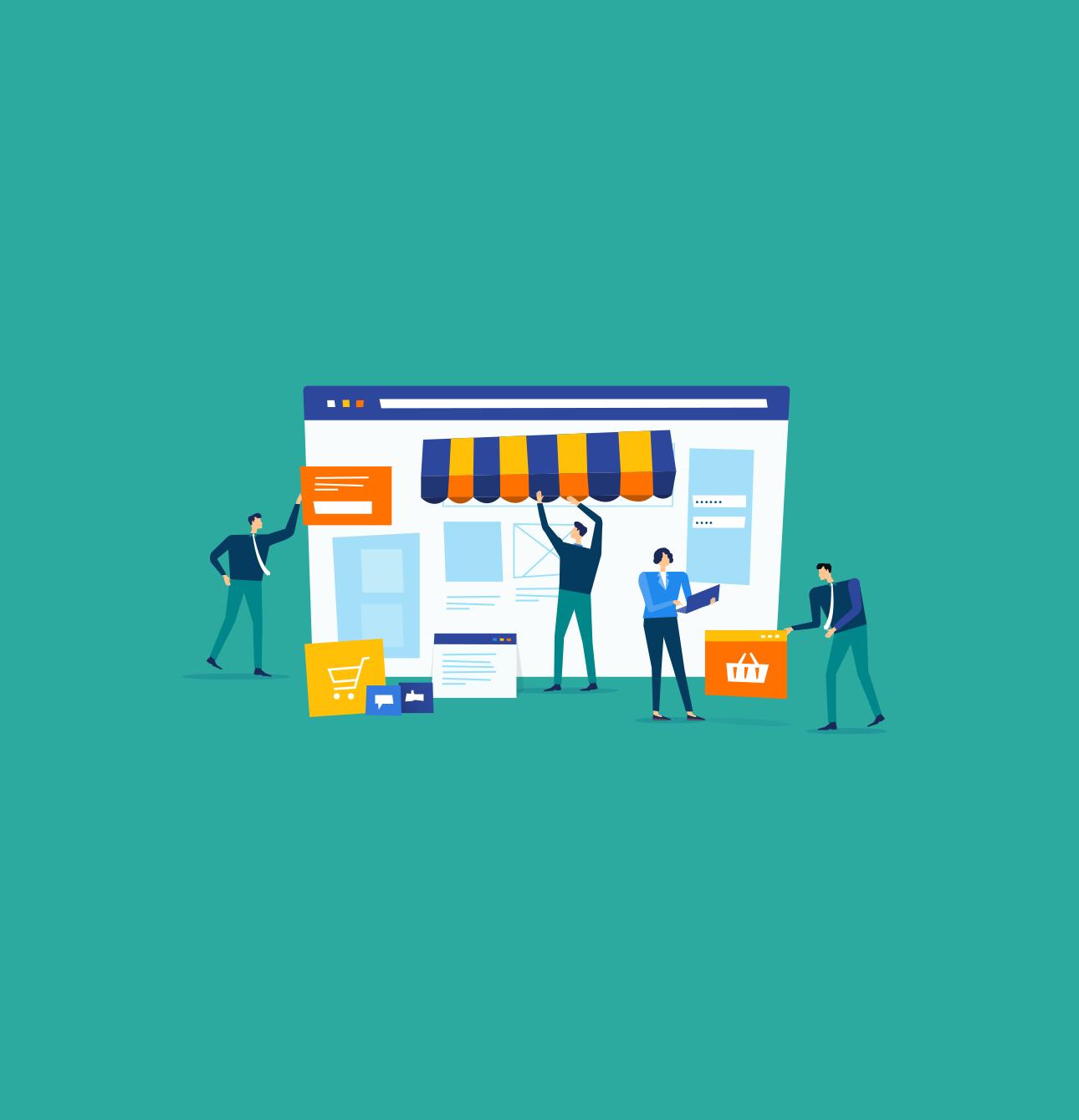 Créer sa boutique en ligne