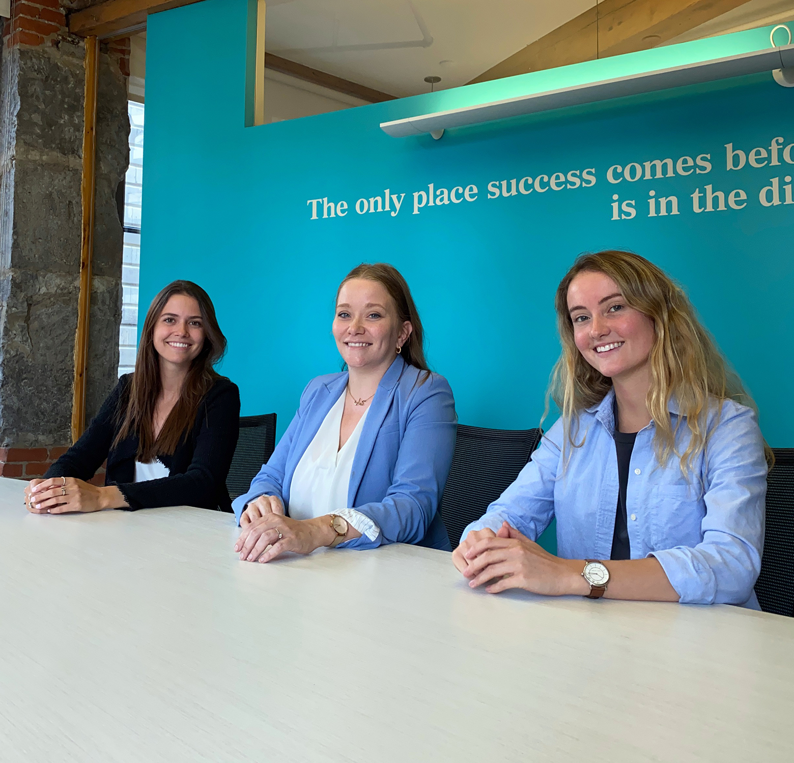 Triple Appointment in the Account Services Team